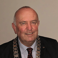 Paul Fitzharris Club President